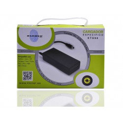 CARGADOR ESPECIFICO COMPATIBLE TOSHIBA/ACER/HP/DELL