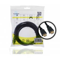 CABLE HDMI 1.4 ETHERNET 2 M BOLSA