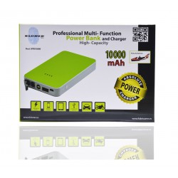 POWER BANK 10000 mAh Multi Funtion + Arrancador de coche
