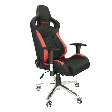 Silla Gaming Black/Red