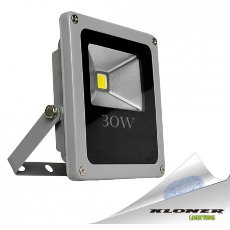 Proyector LED Exterior 10W Luz Blanca