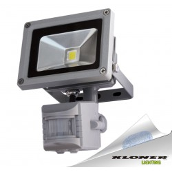 Proyector LED Exterior 50W Luz Blanca