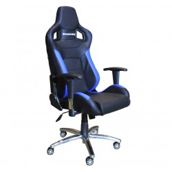 Silla Gaming Black/Blue