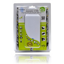 "CARGADOR AUTOMÁTICO UNIVERSAL 100W SLIM ""ABSOLUTE POWER CHARGER"""