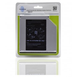 ADAPTADOR HDD/SSD PARA PORTATIL 12.7mm